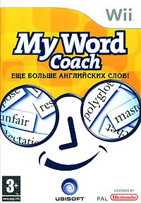 Dvd. my word coach (wii), Ubisoft