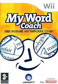 Dvd. my word coach (wii), Ubisoft