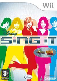 Dvd. disney sing it (wii), The Walt Disney Company