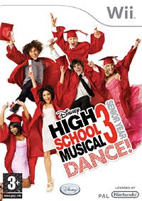 Dvd. high school musical 3: senior year dance! (wii), The Walt Disney Company