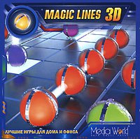 Cd-rom. magic lines 3d, MediaWorld