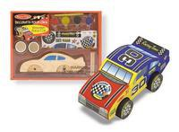 """Набор """"создай свою собственную гоночную машину"""", Melissa & Doug"""