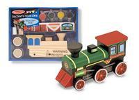 """Набор """"создай свой собственный поезд"""", Melissa & Doug"""
