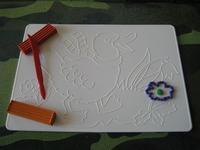Доска для лепки №2, а4, Луч (химзавод)