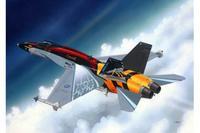 """Самолет """"cf - 18c hornet c"""". арт. 64001, Revell (Ревелл)"""