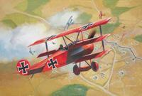 "Самолет ""model set fokker dr.0"", Revell (Ревелл)"