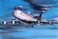 """Самолет """"boeing 747"""". арт. 64210, Revell (Ревелл)"""