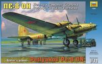 """Самолет """"пе-8 он"""", личный самолет сталина. арт. 7280, Звезда"""