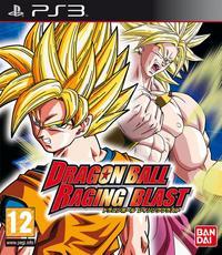 Blu-ray. dragon ball: raging blast (ps3), Namco Bandai