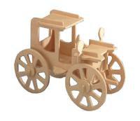"""Сборная деревянная модель """"автомобиль"""" (2 пластины), Мир деревянных игрушек (МДИ)"""