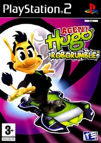 Dvd. кузя суперагент 2. agent hugo roborumble (ps2), ITE Media
