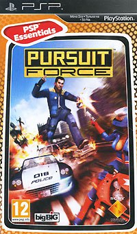 Pursuit force (psp), Sony Computer Entertainment Europe (SCEE)