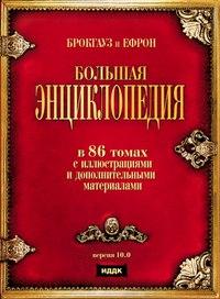 Dvd. большая энциклопедия. брокгауз и ефрон. версия 10.0, ИДДК
