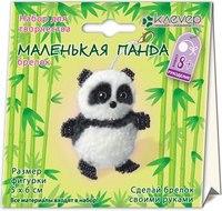Набор для изготовления брелока «маленькая панда», Клевер