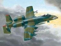 Сборная модель самолета a-10 thunderbolt, Revell (Ревелл)