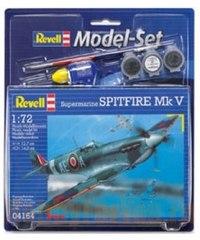 "Набор ""военный самолет spitfire mk v b"", Revell (Ревелл)"