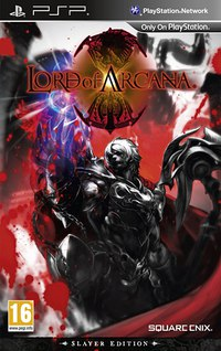 Lord of arcana (psp), Square Enix