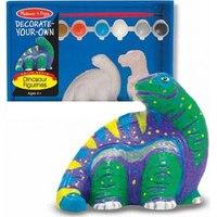 """Набор """"разукрась фигурку динозавра"""", Melissa & Doug"""