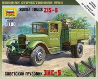 "Набор ""советский грузовик зис-5"", Звезда"