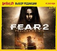 Dvd. f.e.a.r. 2. project origin (количество dvd дисков: 2), Новый диск