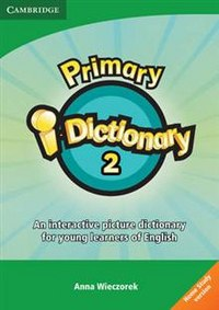 Cd-rom. primary i-dictionary 2, Cambridge University Press