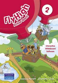 Cd-rom. fly high 2. active teach, Pearson