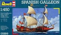 """Сборная модель. корабль парусный """"испанский галеон"""", Revell (Ревелл)"""