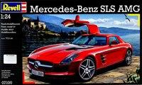 """Сборная модель. автомобиль """"mercedes sls amg"""", Revell (Ревелл)"""