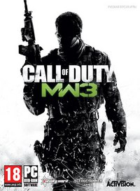 Dvd. call of duty: modern warfare 3. расширенное издание (количество dvd дисков: 2), Новый диск