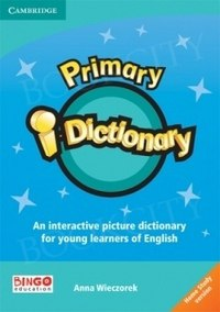 Cd-rom. primary i-dictionary 3, Cambridge University Press
