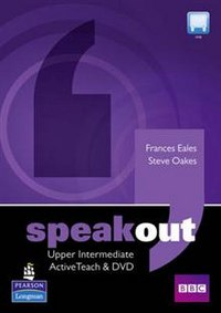 Cd-rom. speakout. upper intermediate active teach, Pearson