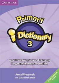 Cd-rom. primary i-dictionary 3. high elementary, Cambridge University Press
