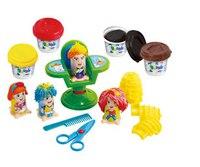 "Набор с пластилином ""парикмахер"", PlayGo"