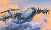"""Сборная модель самолета """"airbus a400m"""", Revell (Ревелл)"""