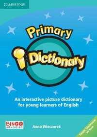 Cd-rom. primary i-dictionary 1 (single classroom), Cambridge University Press