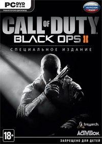 Dvd. call of duty: black ops ii. коллекционное издание (количество dvd дисков: 4), Activision