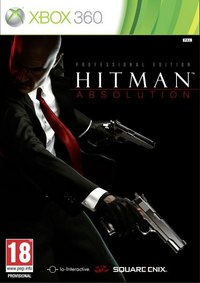 Dvd. hitman absolution. professional edition. русская версия (xbox 360), Square Enix