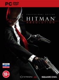 Dvd. hitman absolution. профессиональное издание (количество dvd дисков: 4), Square Enix