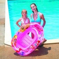 Надувной плот для плавания, 102х69 см, Bestway