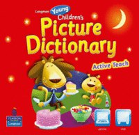 Cd-rom. longman young children's picture dictionary, Pearson