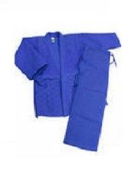 Кимоно для дзюдо, плотность 700 гр/м2, синее (размер 40-42/150), Atemi