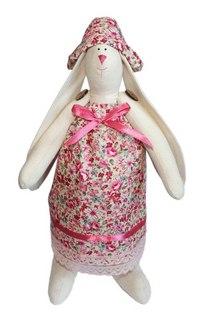 """Набор для изготовления текстильной игрушки """"зайка зоя"""", высота 29 см, Кустарь"""