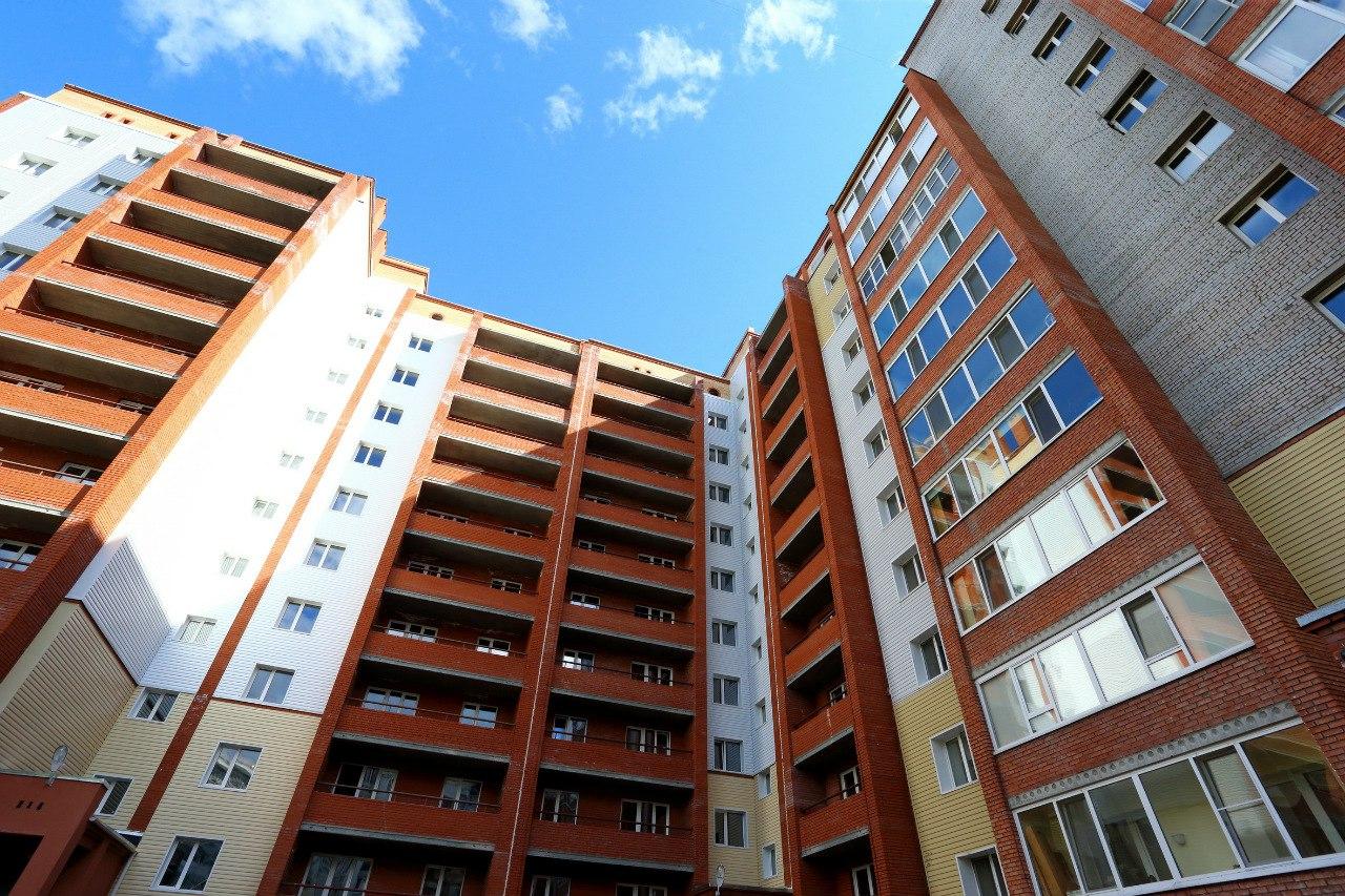 В Северске началось строительство дома под расселение аварийного жилья