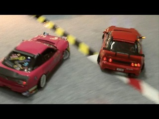 RC Drift Battle in Geumcheon Circuit