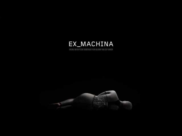 Ben Salisbury & Geoff Barrow - Ex Machina (score), 2015