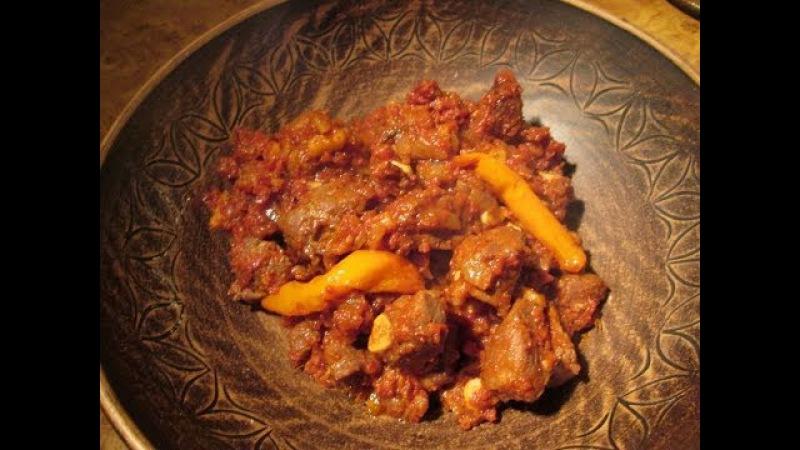 Пхал.Phall. Индийское блюдо из Британии.