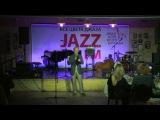 Radio Jazz  89.1 FM Award at Igor Butman Club