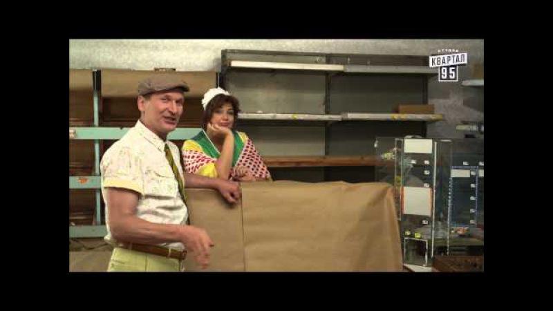 Иван Будько (Фёдор Добронравов) - Песня про хлеб - Сваты 6