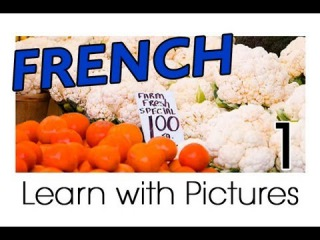 Learn French - French Vegetable Vocabulary