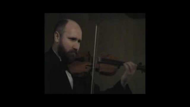 Х. В. Глюк Из оперы Орфей и Эвридика Скрипка и орган Gluck Melody